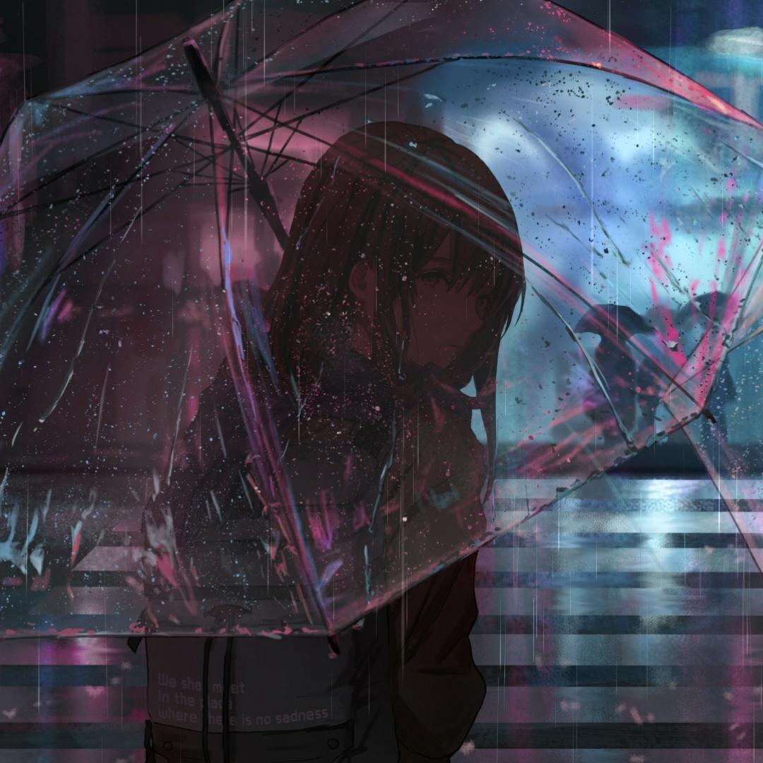 Steam Workshop Anime Rain Wallpaper 4k 2019