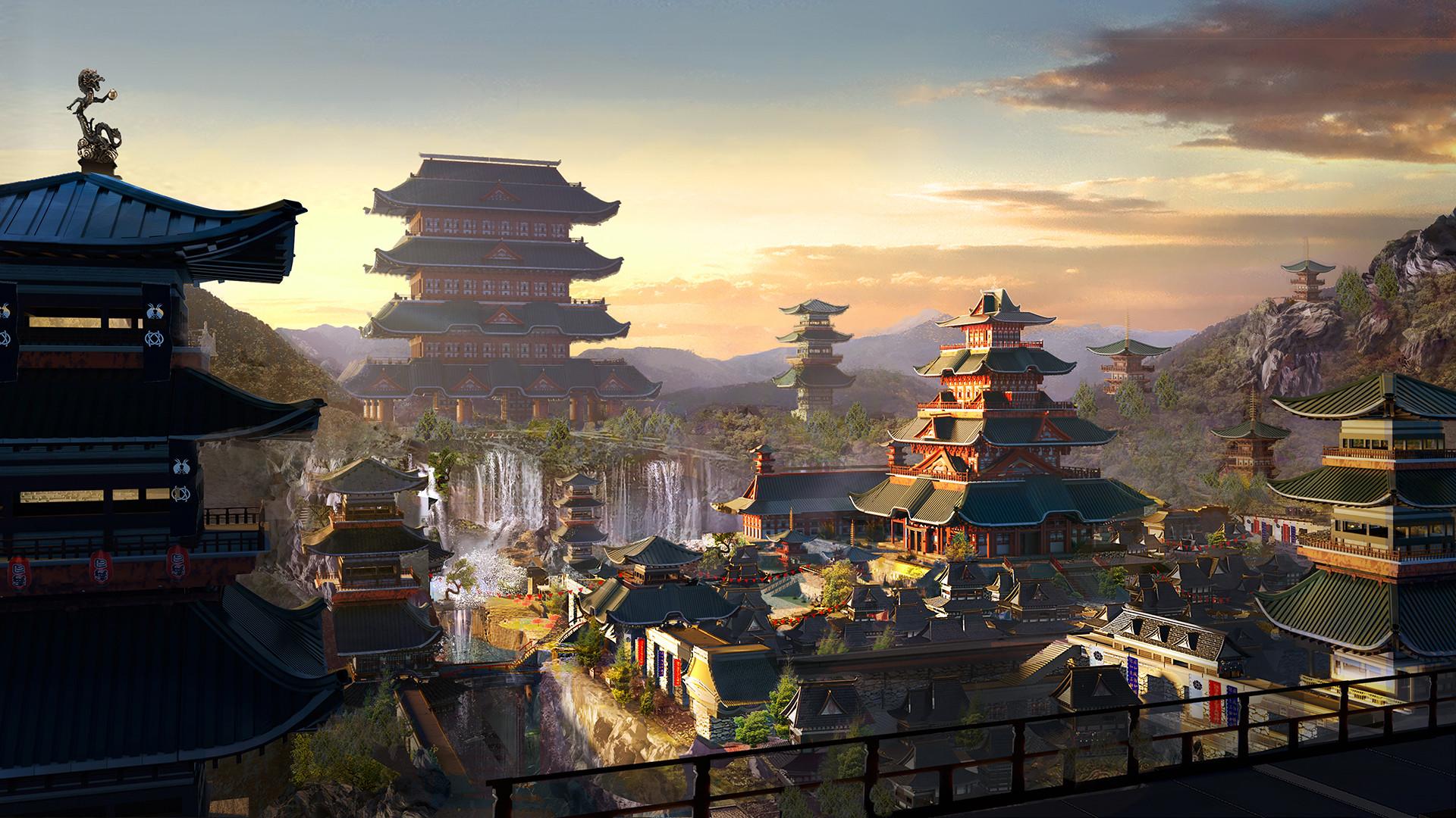 Resultado de imagen para feudal japan aesthetic