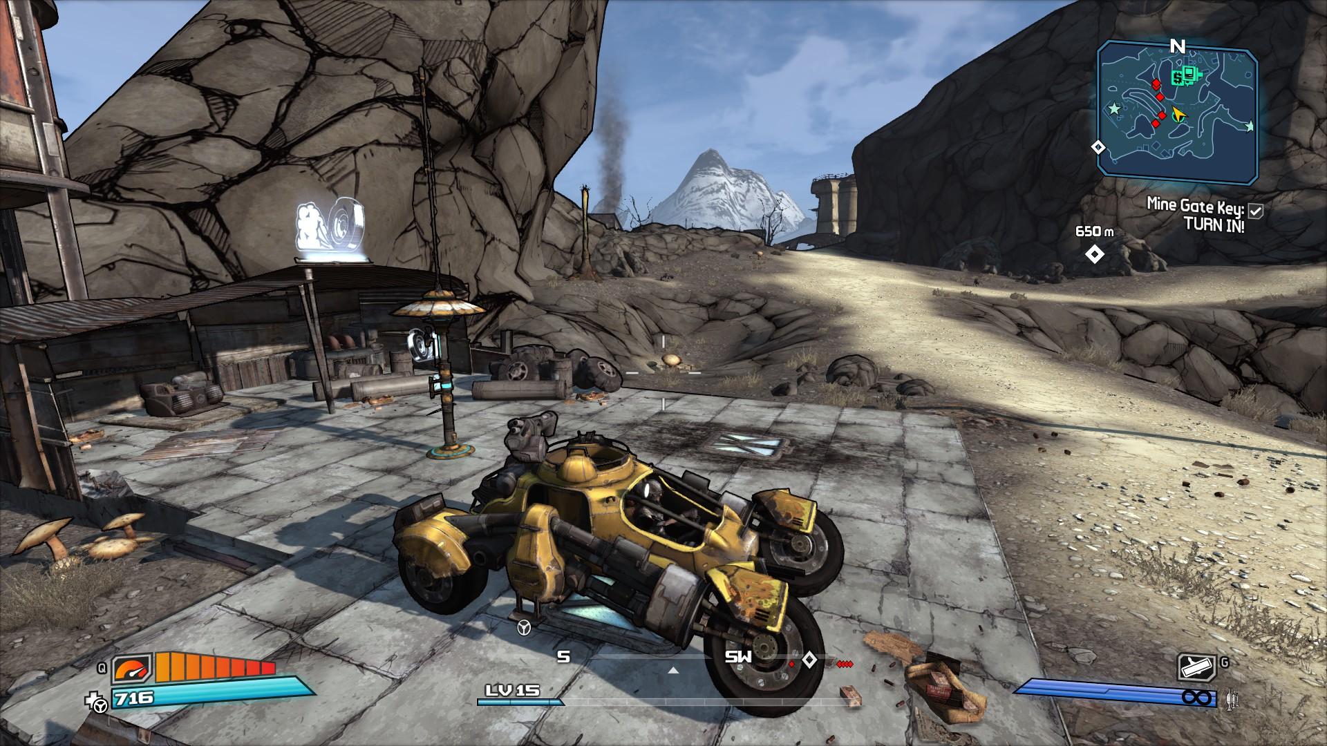 Borderlands 2 Physx Freezes Game