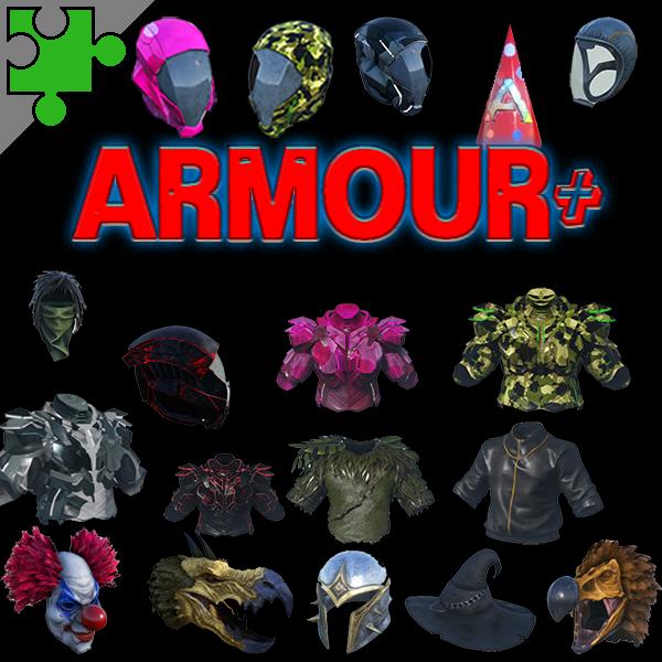 Armour+