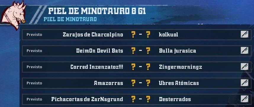 Campeonato Piel de Minotauro 8 - Grupo 1 / Jornada 9 - hasta el domingo  de abril 21/4 86F79D1FE123BEBC318BB24154418CD11479081B