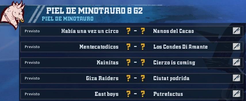 Campeonato Piel de Minotauro - Grupo 2 / Jornada 9 - hasta el domingo 21 de abril 33E0346D699CAE23D5BA7C19EB0870A12BBD315E