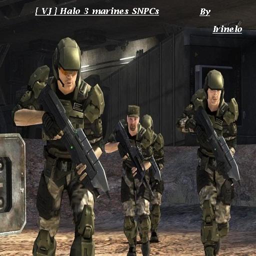 Warsztat Steam :: [ VJ ] Halo 3 anniversary marines Snpcs BROKEN