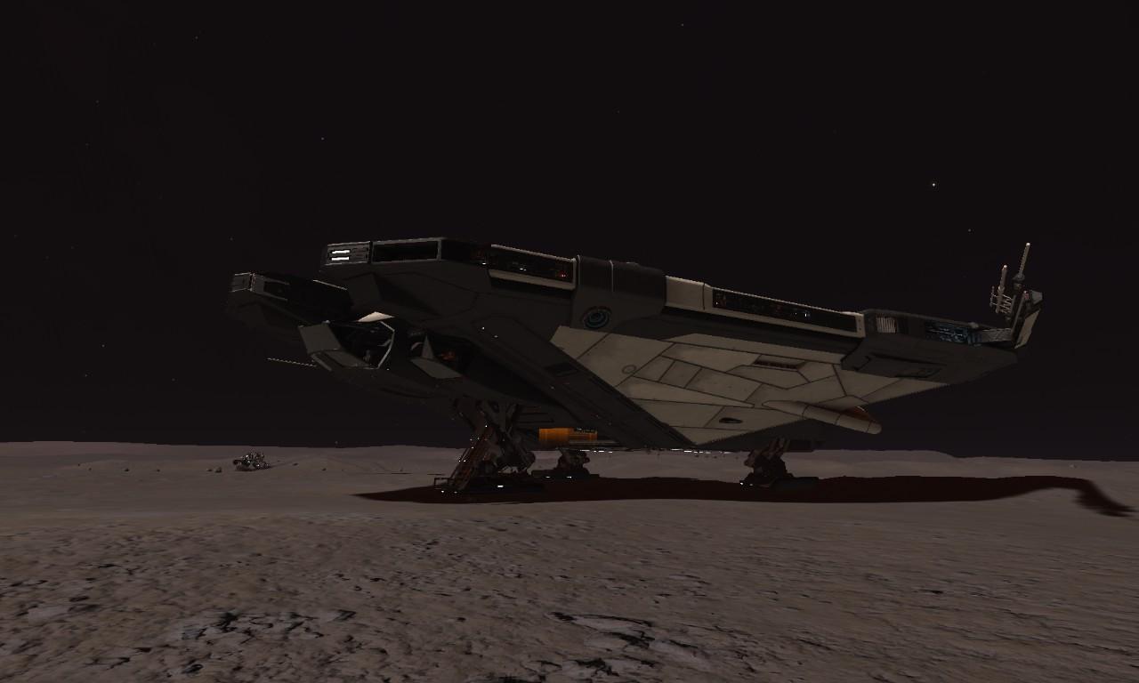 Enfin un vrai vaisseau multirôle
