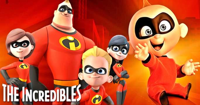 incredibles 2 watch free online dailymotion