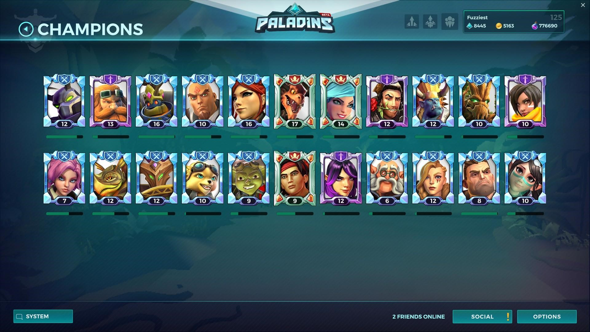 Steam Community :: Guide :: Why Paladins is losing players and how