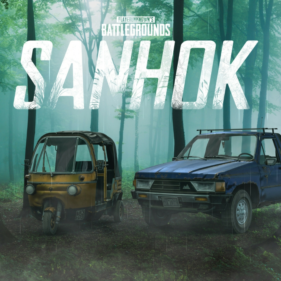 Steam Workshop Pubg 7 Animated Wallpaper: Steam Workshop :: PUBG SANHOK Wallpaper