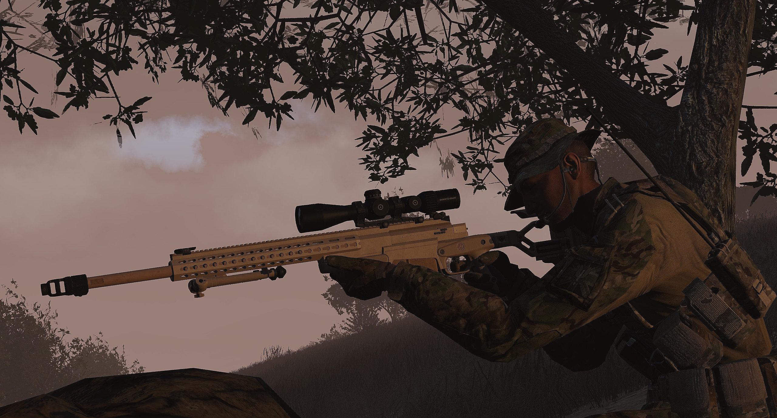 Steam Workshop :: SPS AI AXMC Sniper Rifle Series