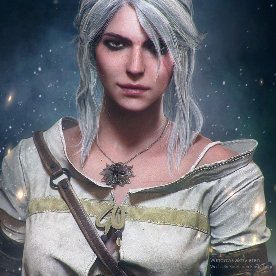 Steam Workshop The Witcher 3 Ciri Wallpaper