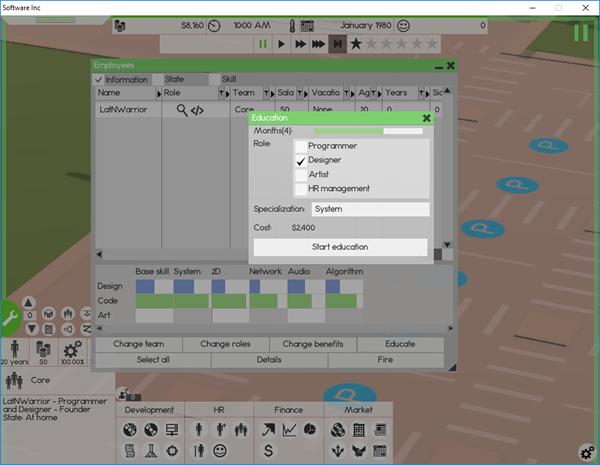 Steam Community Guide Software Inc How I Select Train Setup Teams Manage Business Alpha 10