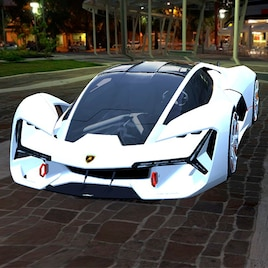 Steam Workshop Dk Lamborghini Terzo Millennio