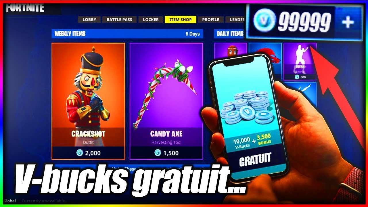 download - v buck generator app
