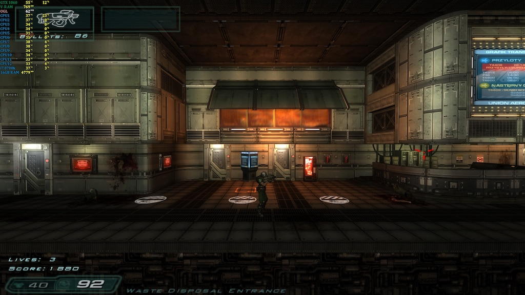 Steam Community :: Screenshot :: It's time to play Doom 3 in 2D