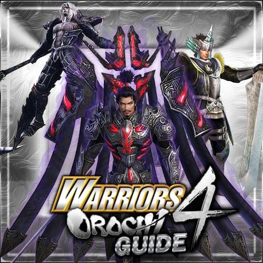 Warriors Orochi 4 Zeus: Steam Community :: Guide :: Unlock All Characters / Horses