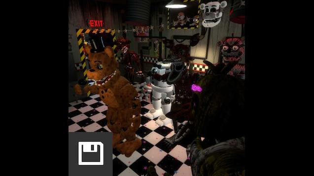 Steam Workshop :: rejected custom night