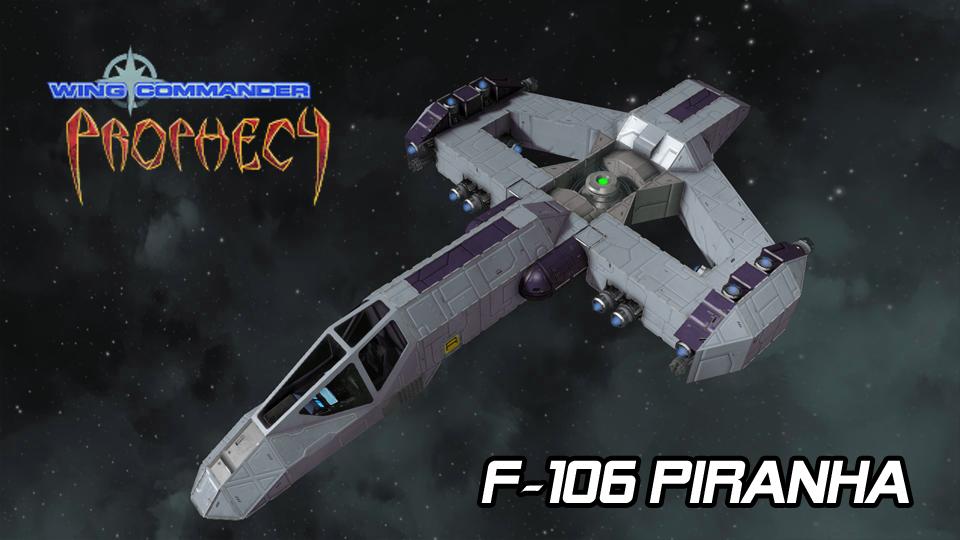 Steam Workshop F 106 Piranha Wing Commander V
