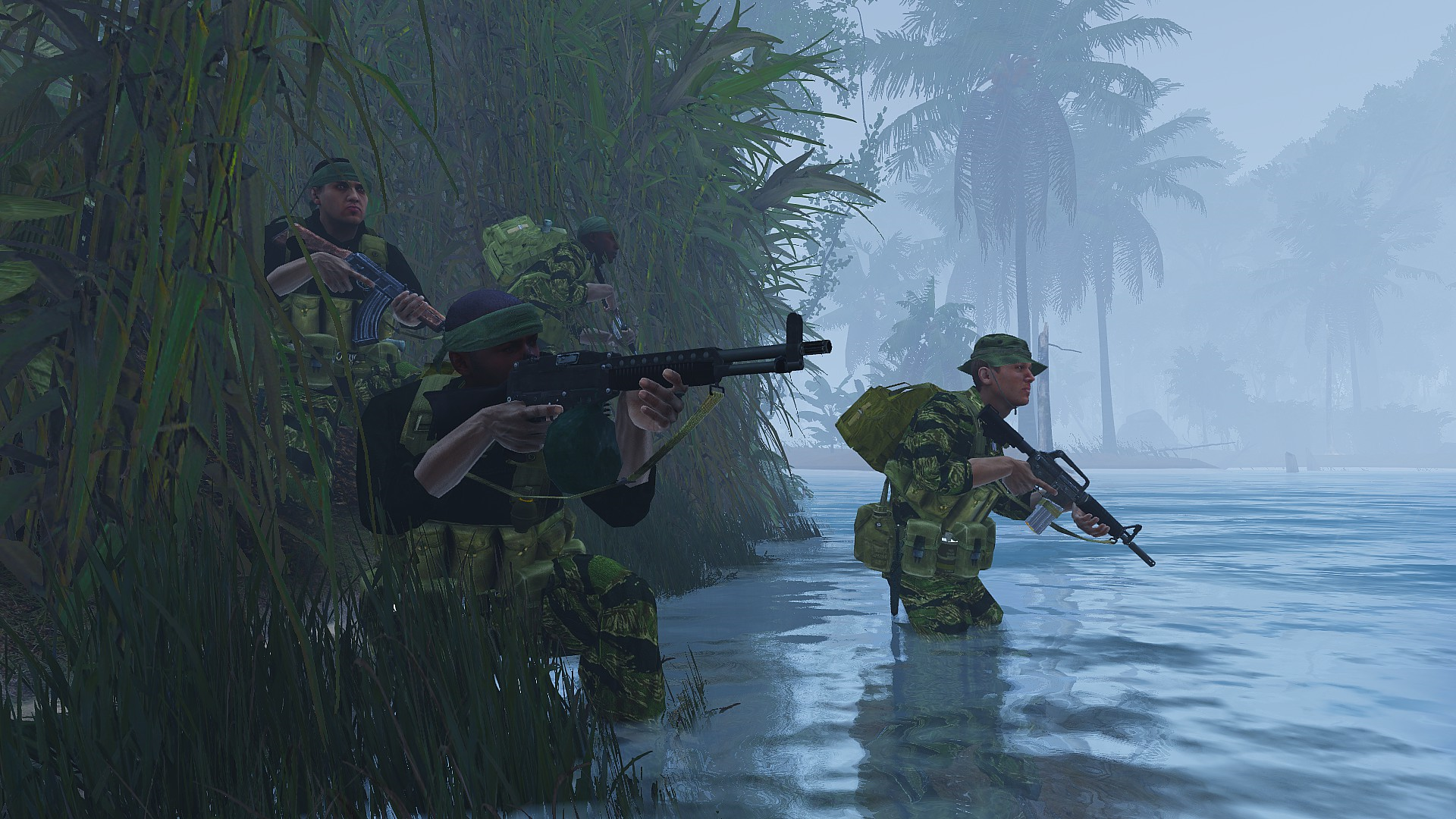 Steam Workshop :: The Official Unsung Vietnam Community-made Mission