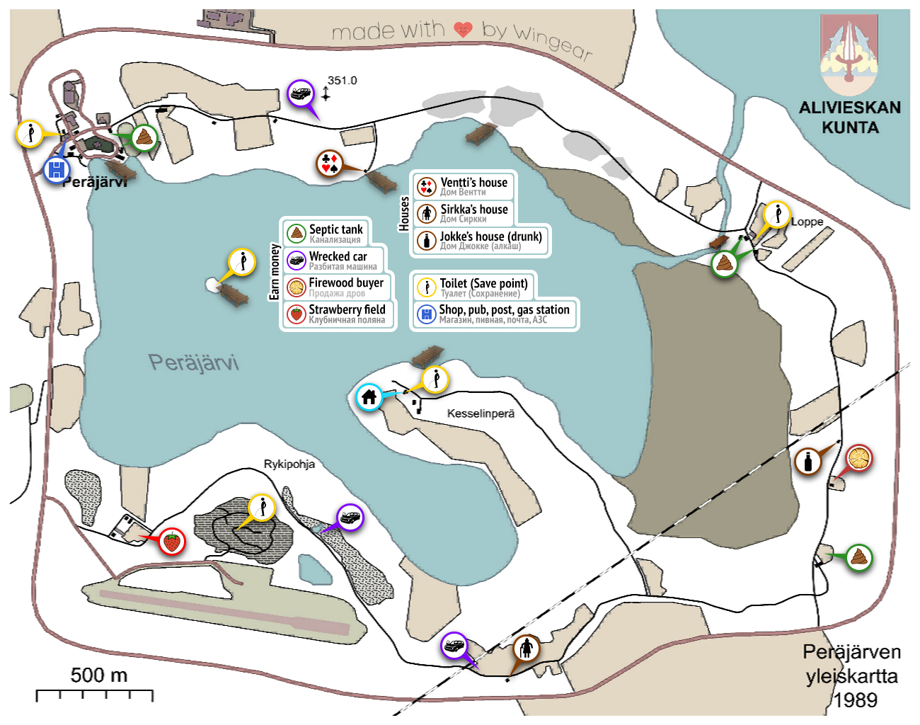 Steam Community Guide 4k Map 3 0 Karta 3 0