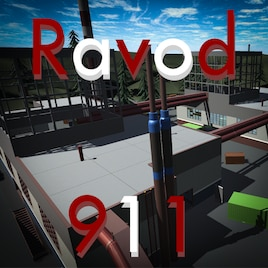 Steam Workshop :: Ravod 911 (Phantom Forces)