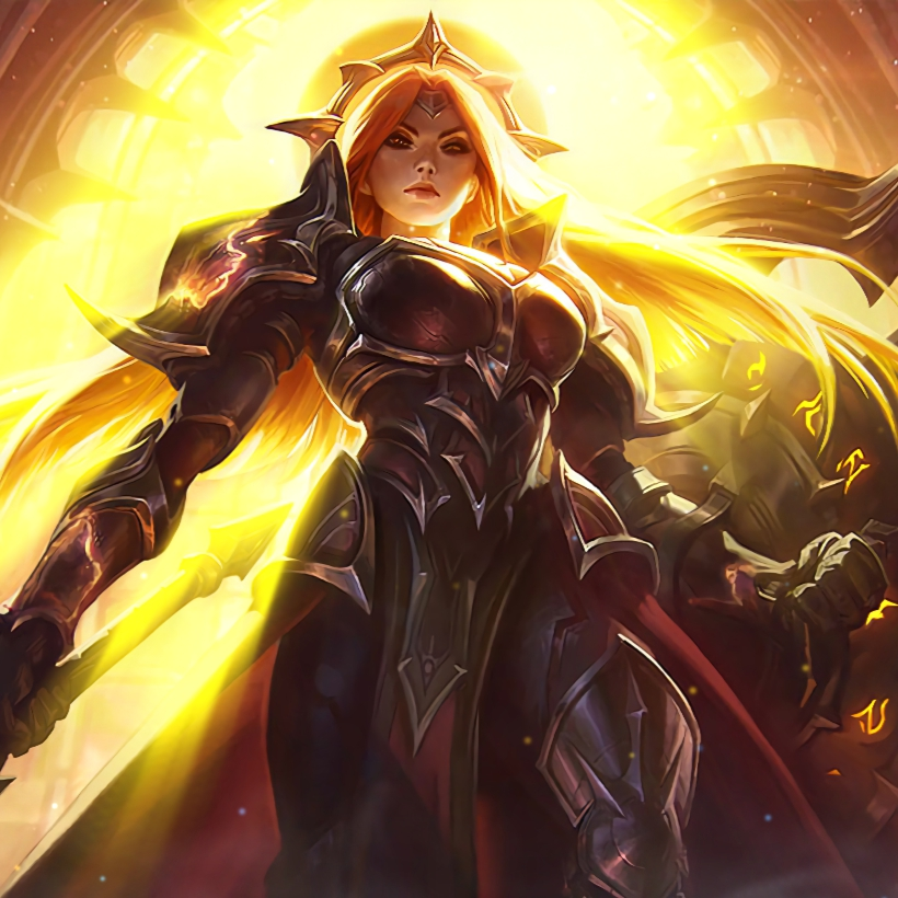 Steam Workshop 4k Solar Eclipse Leona Lunar Eclipse Leona