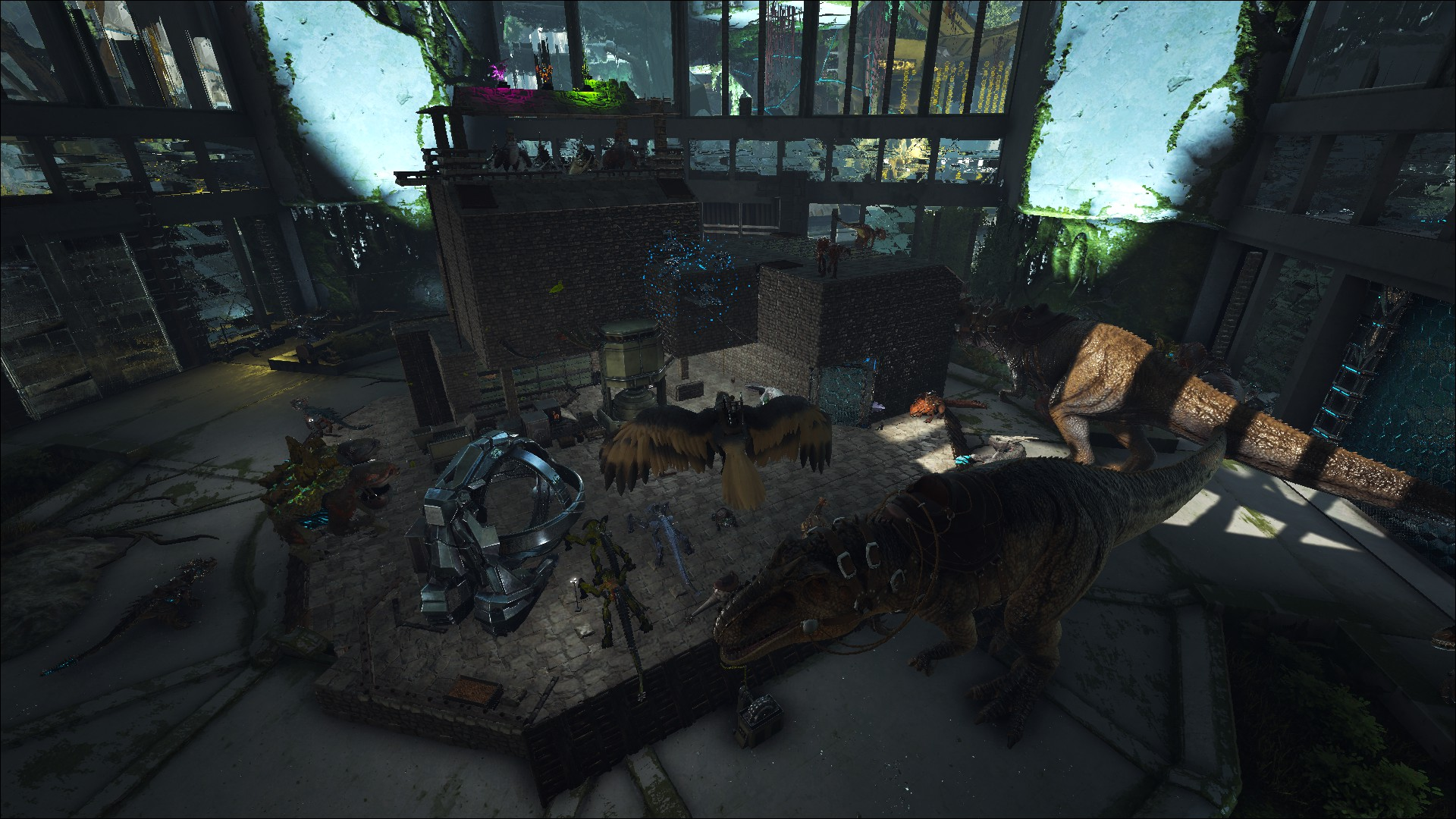 Cant Place Structures Here General Ark Official Community Forums