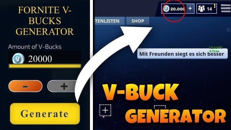 Steam Community :: :: [Hack] free v bucks generator | free v