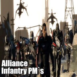 Steam Workshop :: Mass Effect Alliance Forces