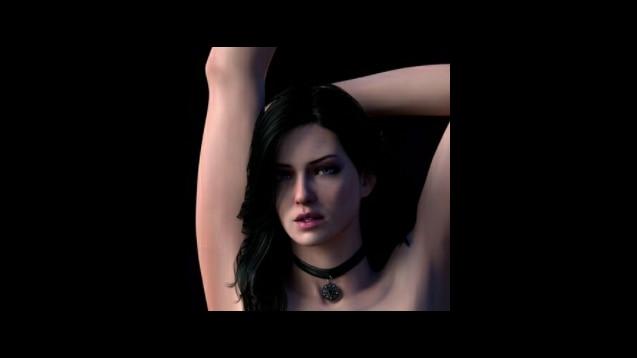 Steam Workshop The Witcher 3 Yennefer Erotic 1080p