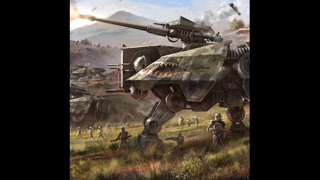 Steam Workshop At Te Star Wars Clone Trooper Wallpaper