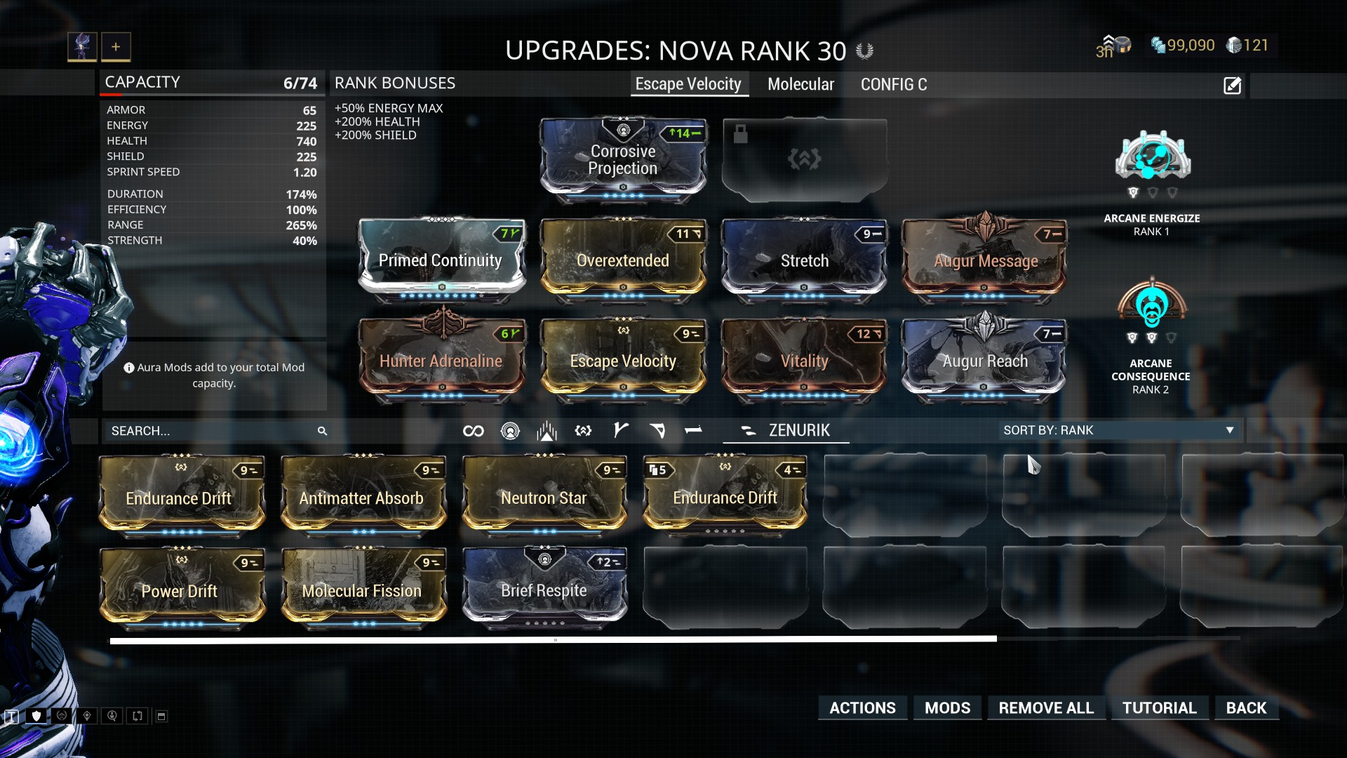 Steam Community Guide Melan S Guide To Everything Nova Nova is mostly a support warframe, capable of manipulating enemies augment mod: melan s guide to everything nova