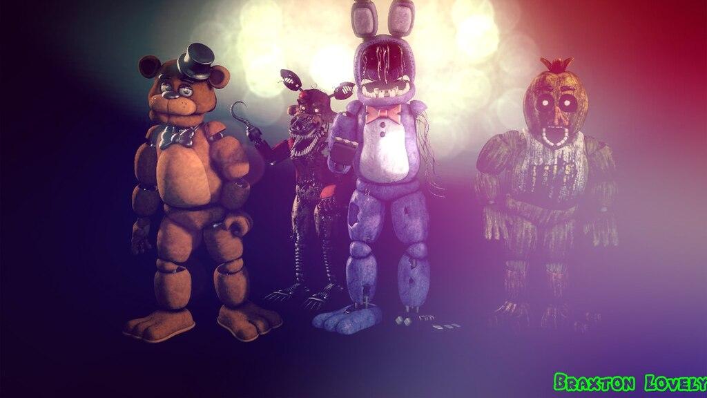 Steam Community :: :: Fnaf Fangame