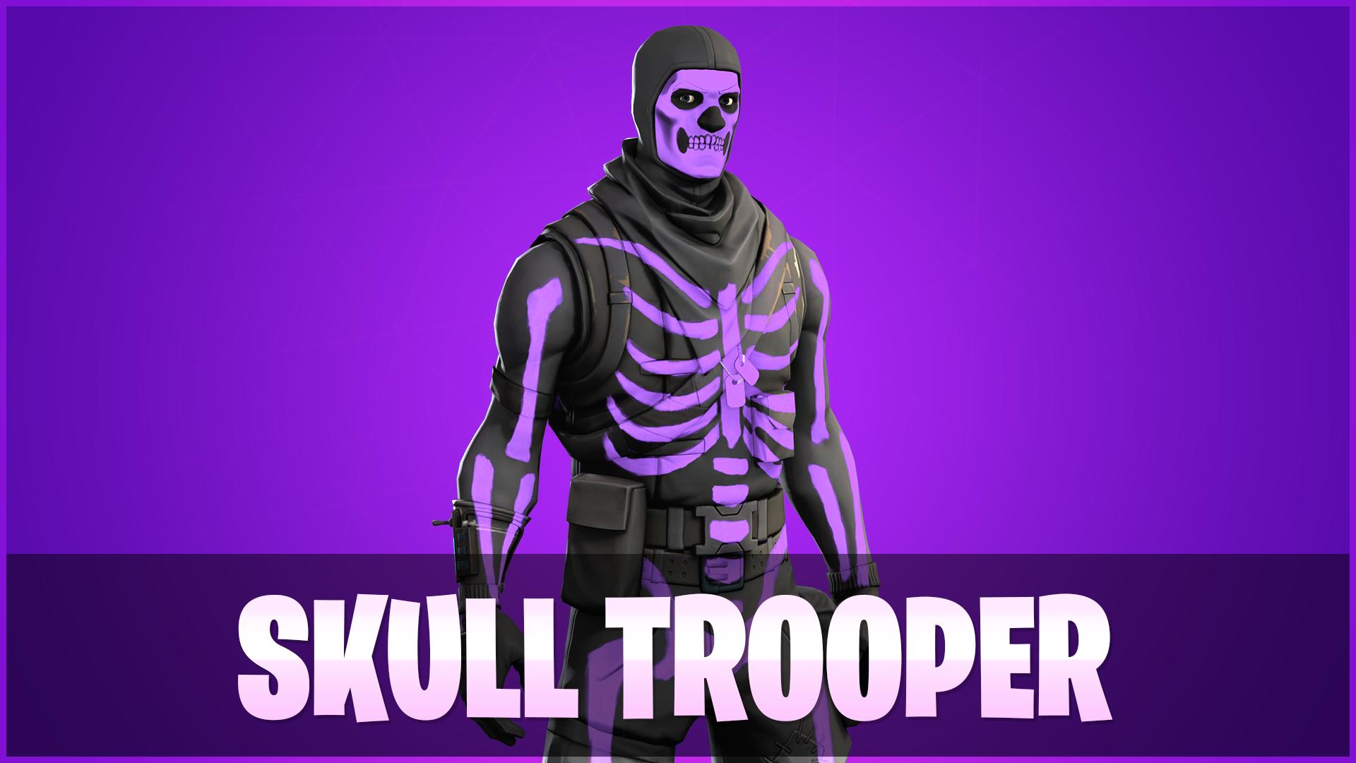 Steam Workshop :: [FORTNITE] Skull Squad Set