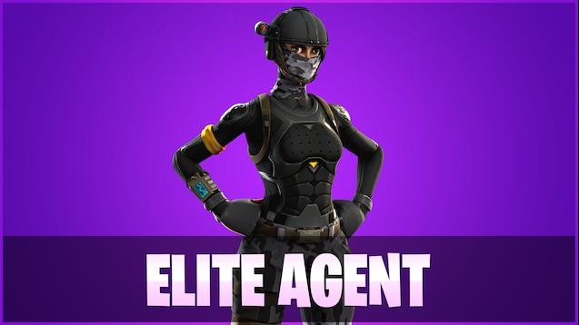 Steam Workshop Fortnite Elite Agent