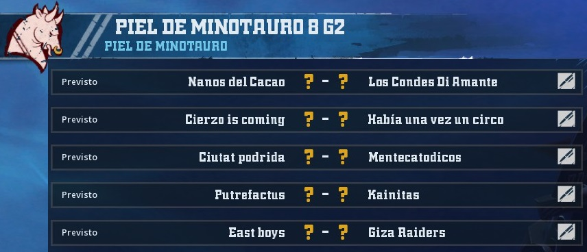 Campeonato Piel de Minotauro - Grupo 2 / Jornada 8 - hasta el domingo 14 de abril 5084F4DD57AD4963B4872006D5BA629BBE89B268