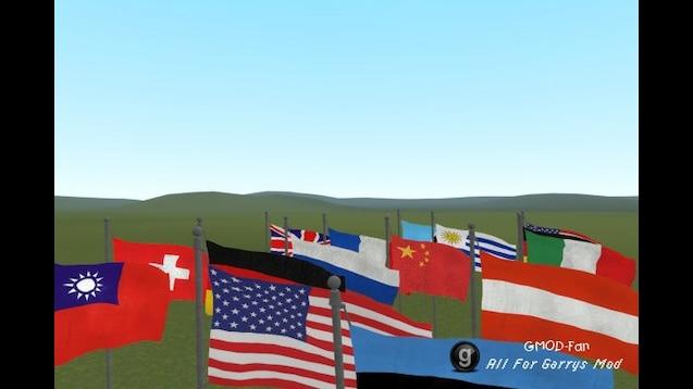 Steam Workshop :: World Flags -Add Pole