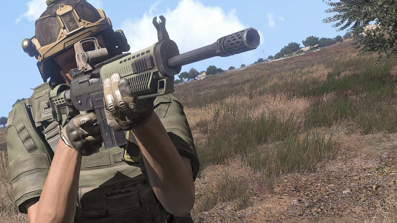 Steam Workshop :: My Arma 3 Realism/Immersive Mods