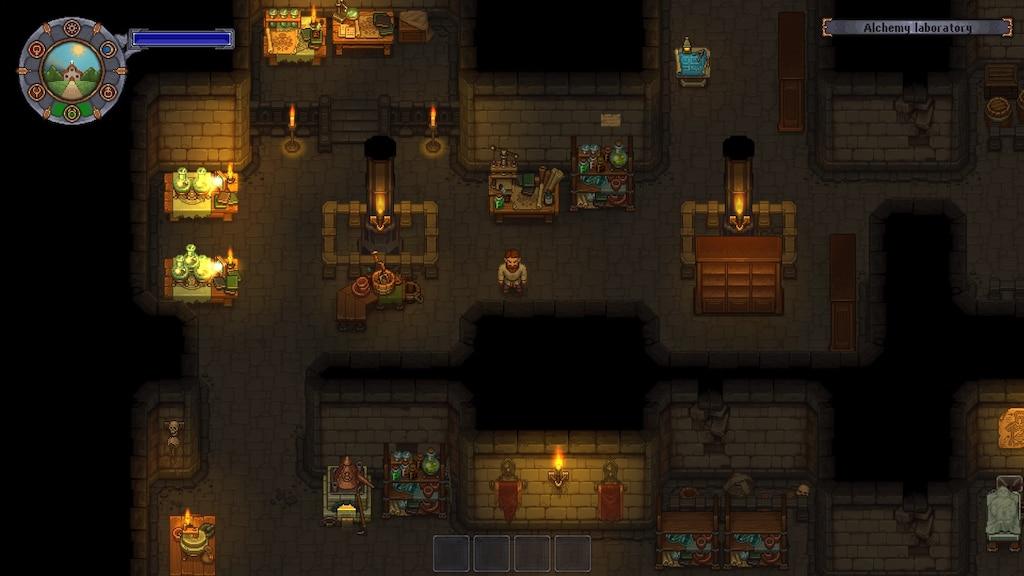steam community screenshot alchemy lab