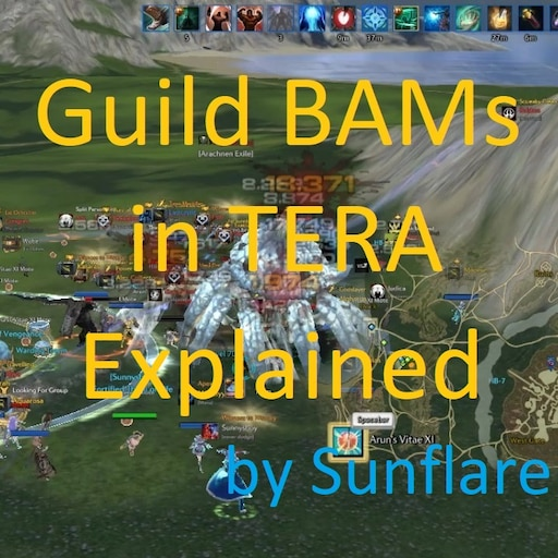 Steam Community :: Guide :: Guild BAM need-to-knows in TERA