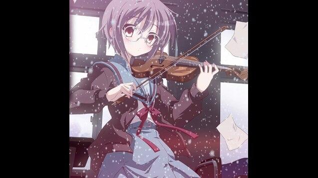 Steam Workshop :: Nagato Yuki(sad music, 1080p, 長門 有希)
