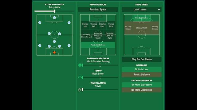 Steam Workshop :: Pep Guardiola dominate possession - Control the world