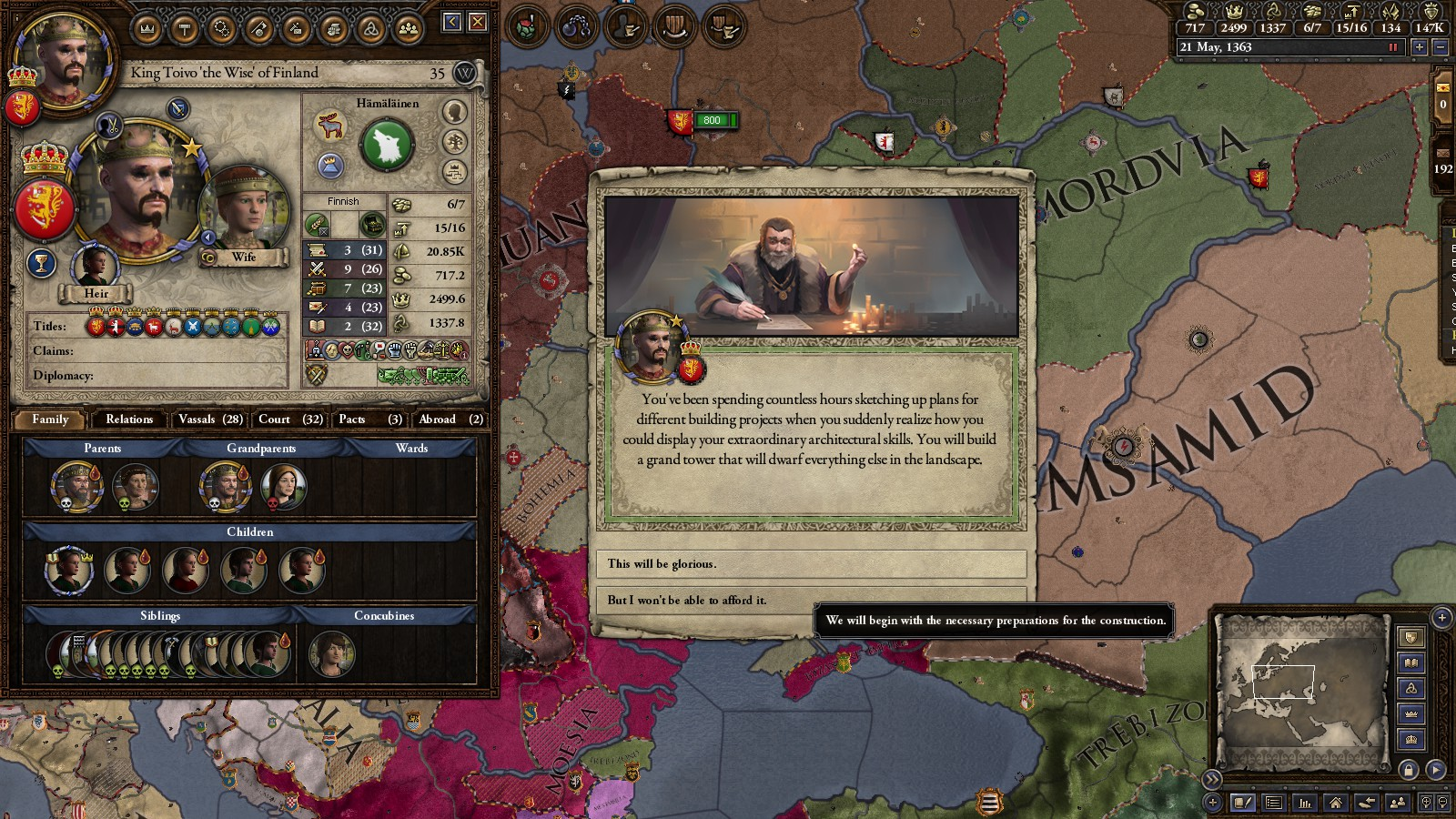 The Obligatory CK2 Strange Screenshot Thread | Page 1266 | Paradox