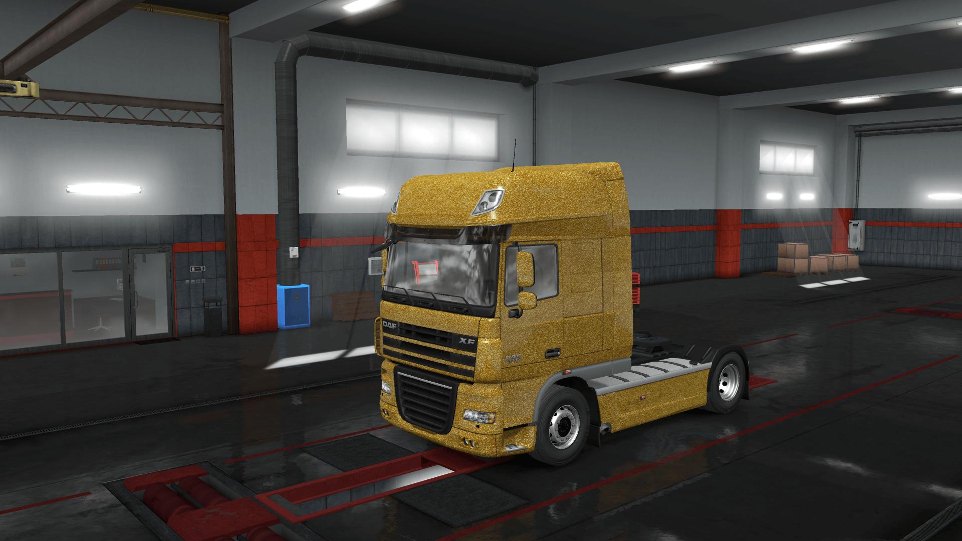 Gold Skin Pack