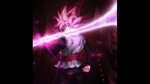 Steam Workshop Black Goku Ssjr Scythe