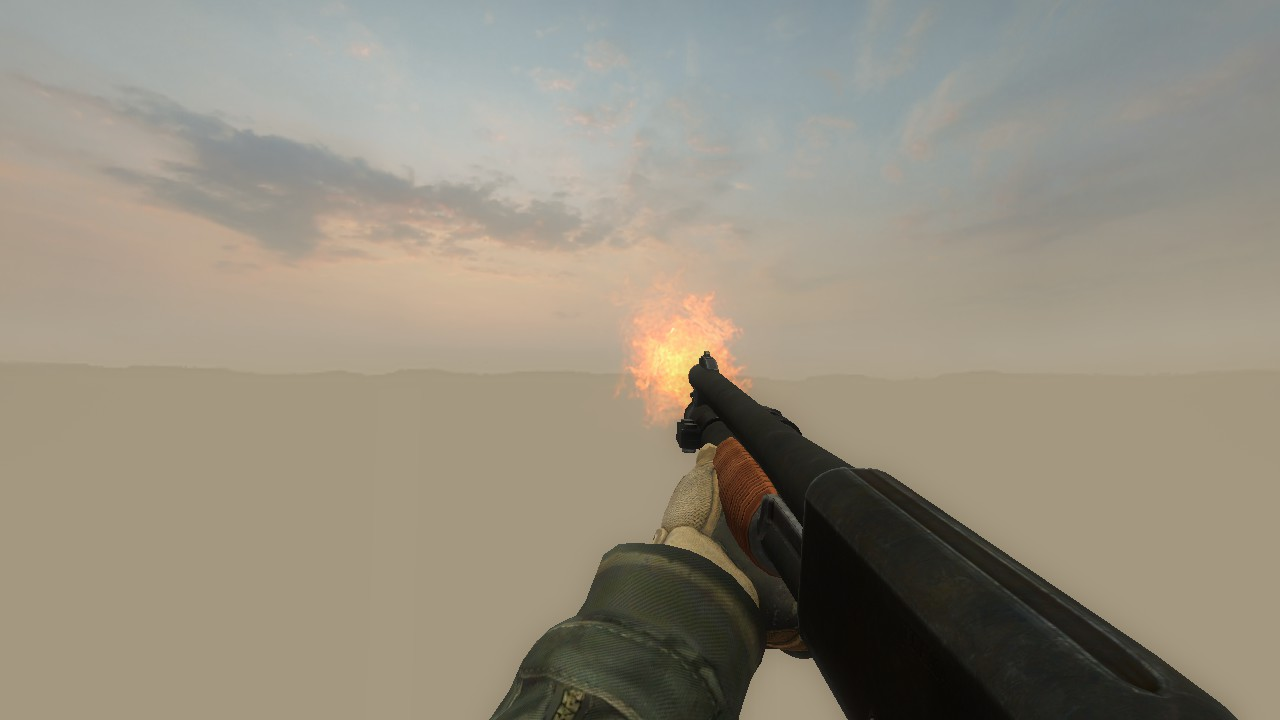 Steam Workshop :: DOI Ithaca Model 37 (Wooden Shotgun)