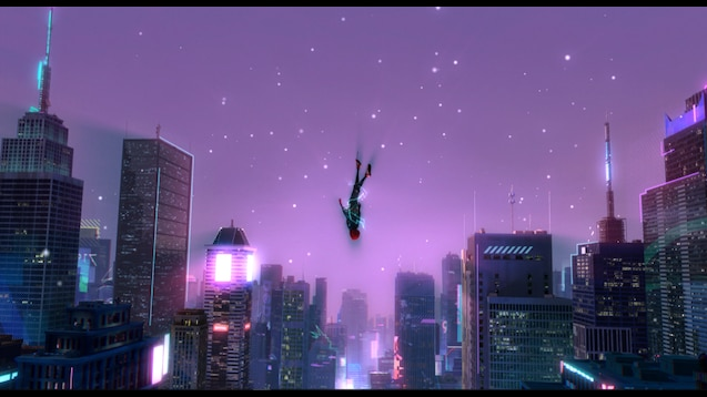 Steam Workshop Spiderman Into The Spiderverse Upside Down