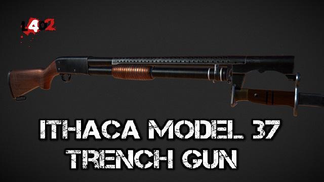 Steam Workshop :: DOI Ithaca Model 37 Trench Gun with