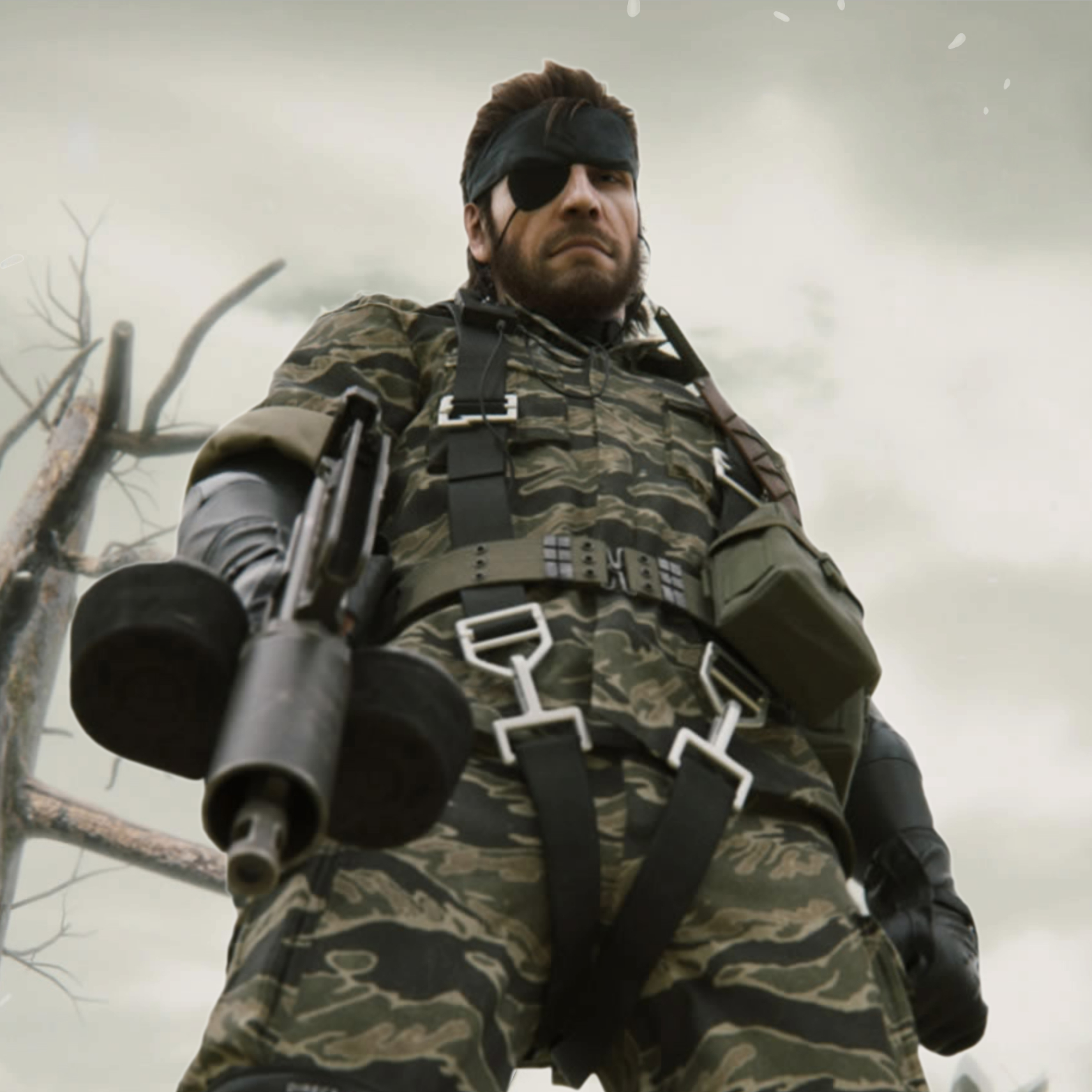 Steam Workshop Metal Gear Solid Snake Eater 4k Animated
