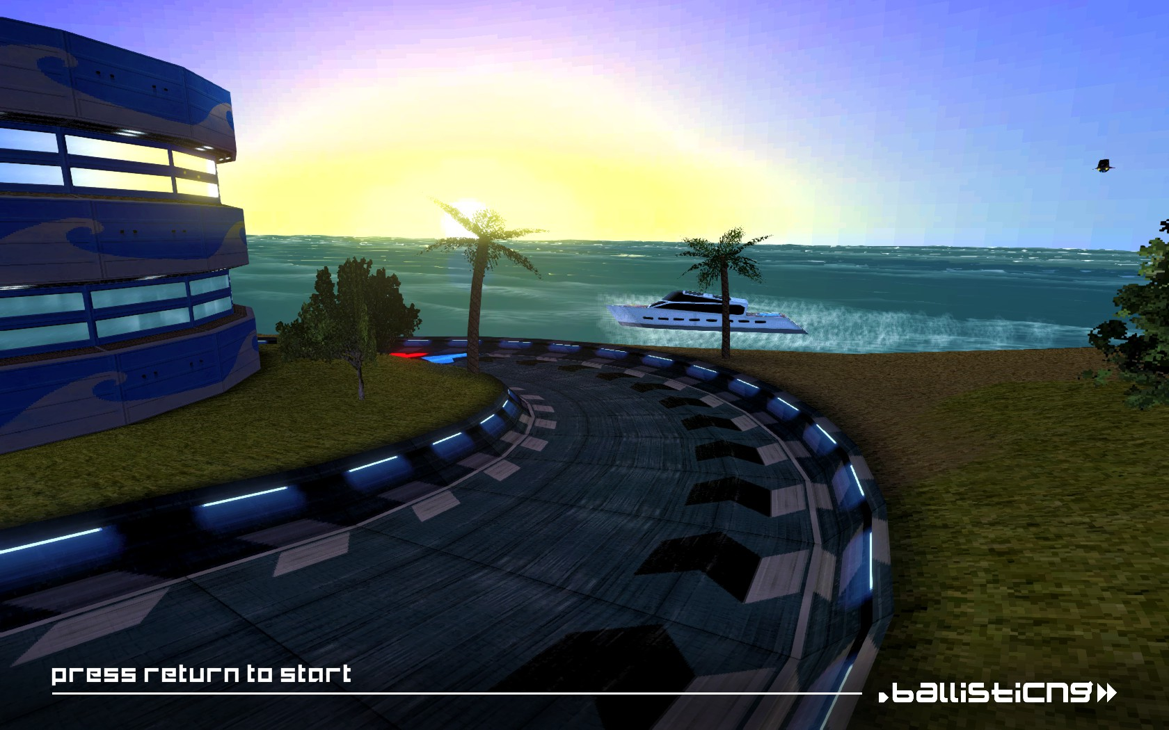 What's a good modern racing game (sim OR arcade, whichever) that is