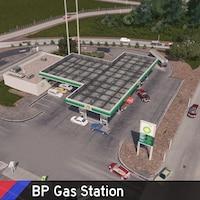 BP Gas Station [RICO]