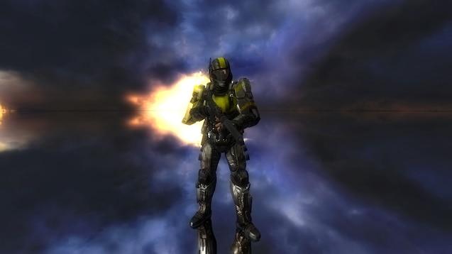 Steam Workshop :: Halo 3 ODST: Customizable ODST